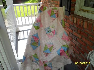 Moda Dogwood fabric