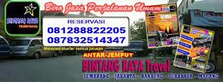 Alamat Travel Bintang Raya Travel Semarang