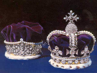 State Crown and Diadem