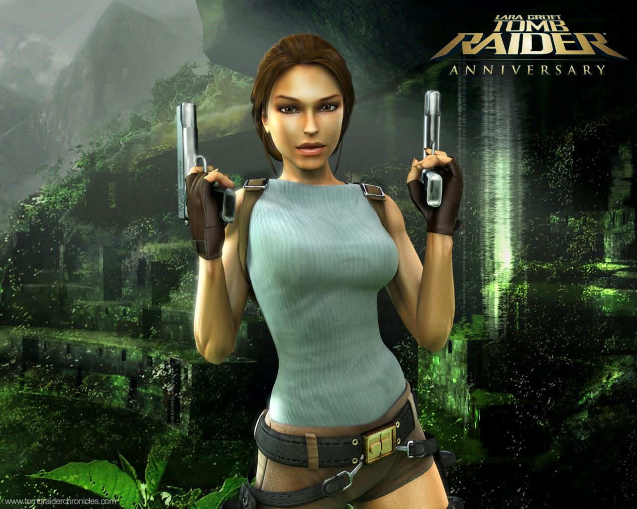 Lara Croft Tomb Raider I Cosplay