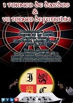 I Torneo de Dardos & VII Torneo de Futbolín
