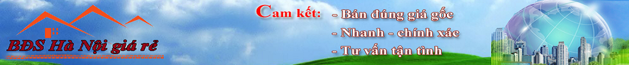 Thông tin Thị trường BĐS - Căn hộ chung cư Hà Nội