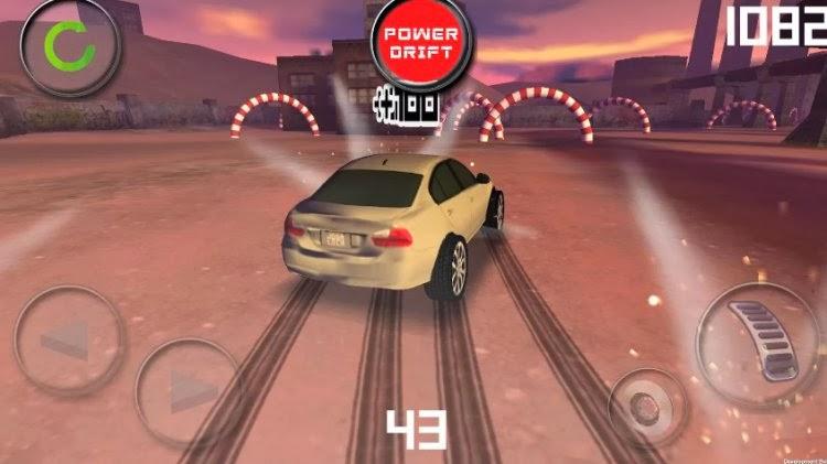 صورة لعبة Pure Drift تفحيط للاندرويد