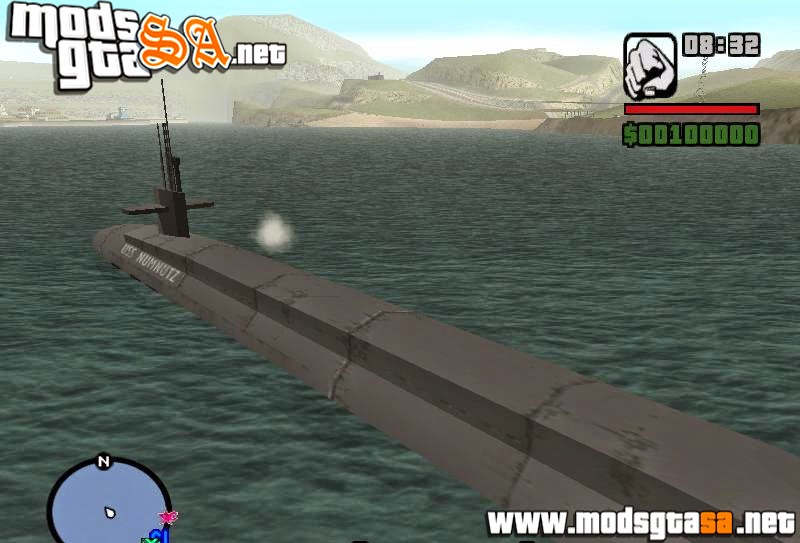 SA - Mod Submarino