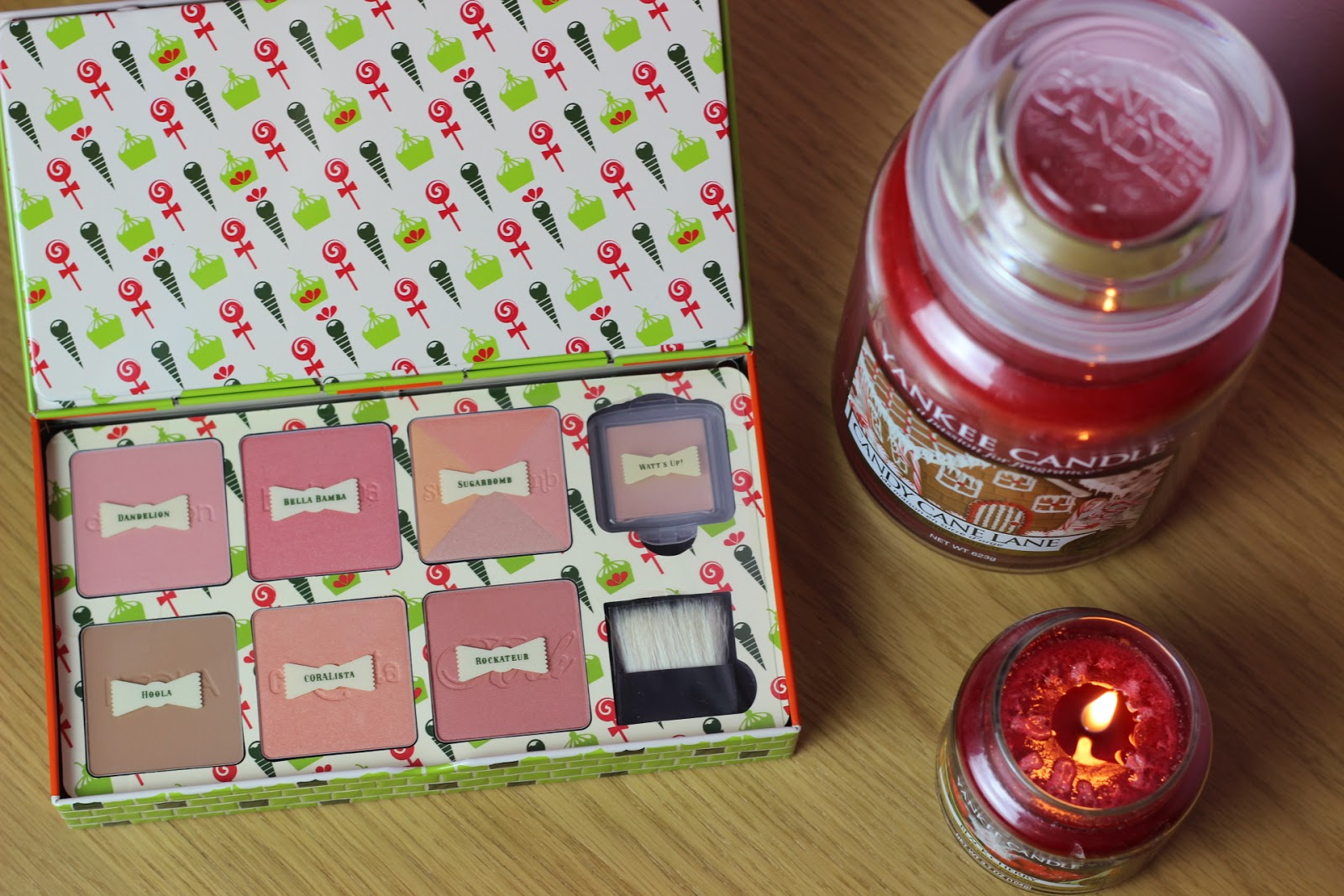 benefit blush set