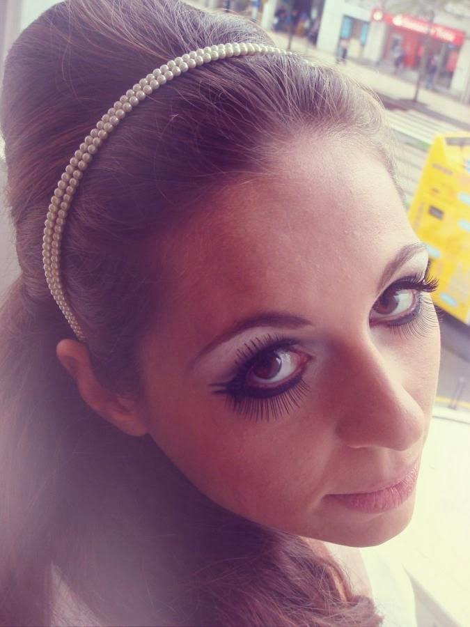 Makeup anos 60