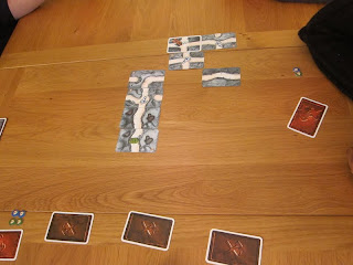 Saboteur - Looks like the Saboteurs have inflicted a rockfall