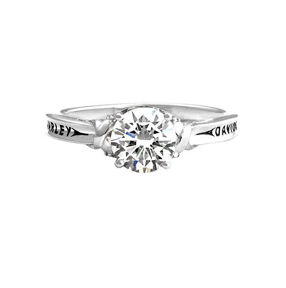 bridal by harley davidson custom made engagement rings - Harley Davidson Wedding Rings