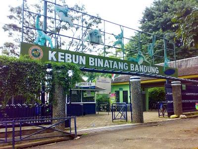 Wisata Keluarga Di Bandung