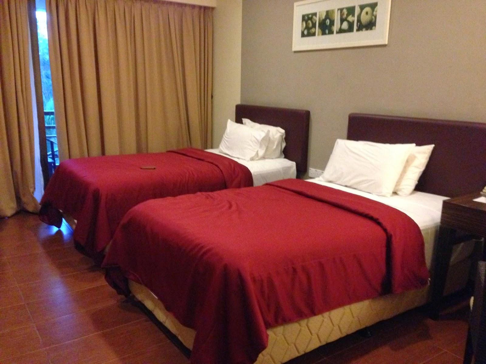 The Legend Resort Cherating, Superior Room