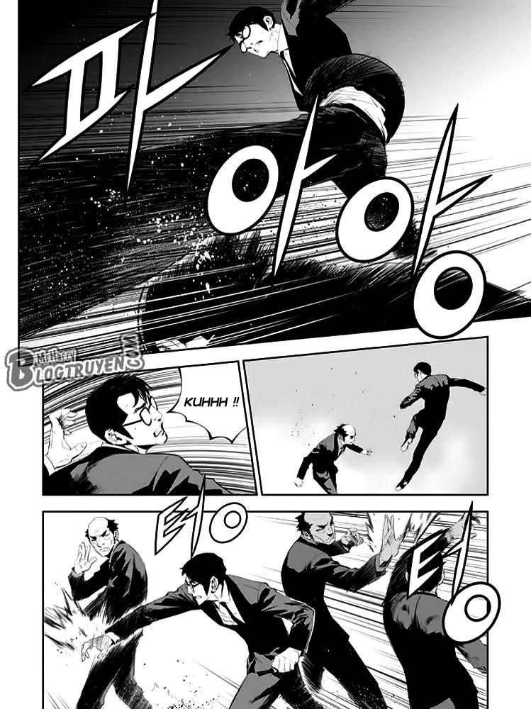 TruyenHay.Com - Ảnh 14 - The Breaker New Waves Battle 165