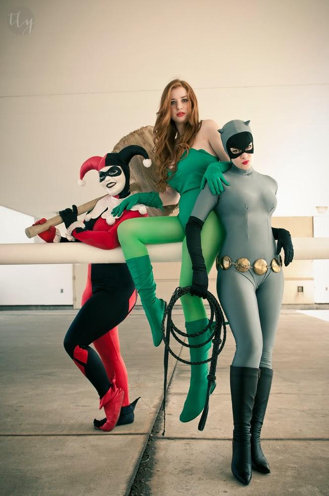 disfraces 3 chicas