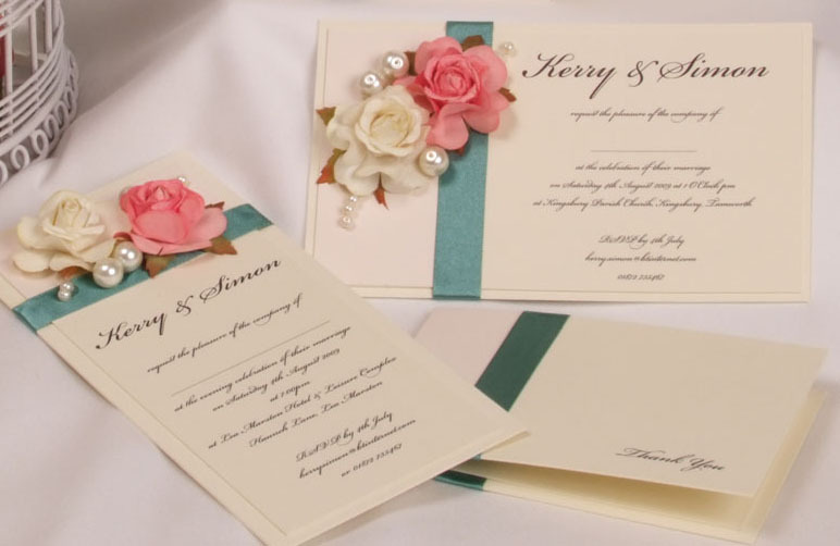 Knots And Kisses Wedding Stationary Country Garden My Personal Favorite