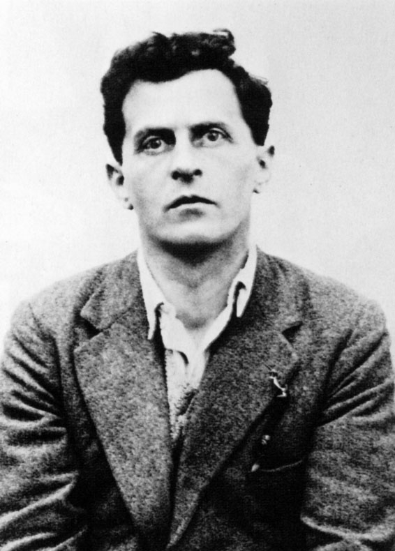 Los escritores más guapos del mundo - Ludwig Wittgenstein