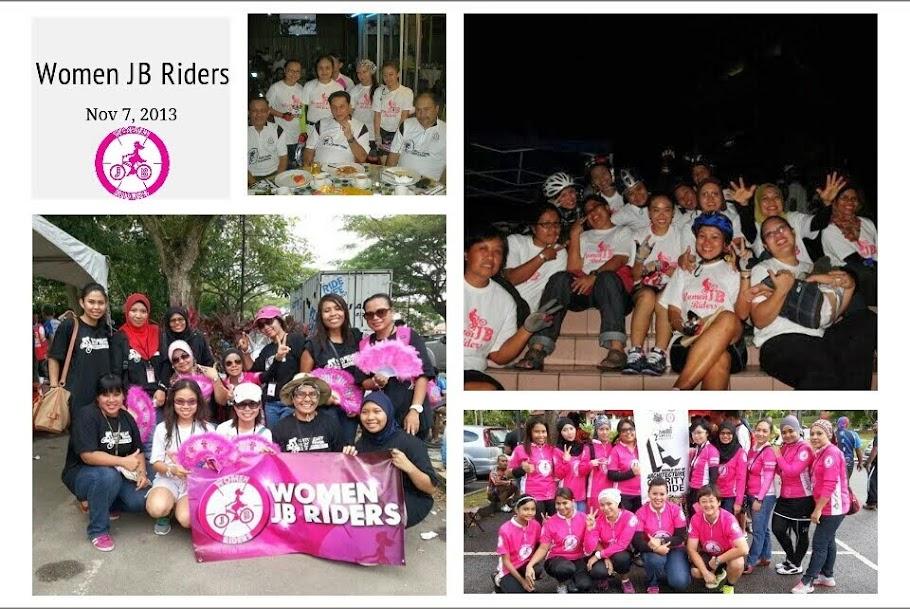 Women JB Riders