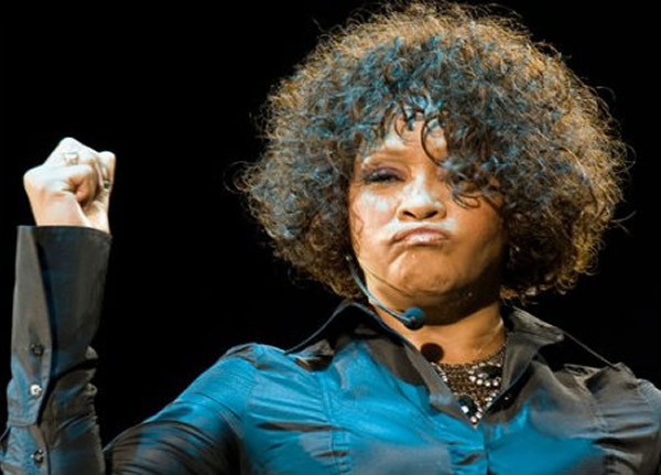 Chatter busy whitney houston stockpiled drugs so she wouldn t run out