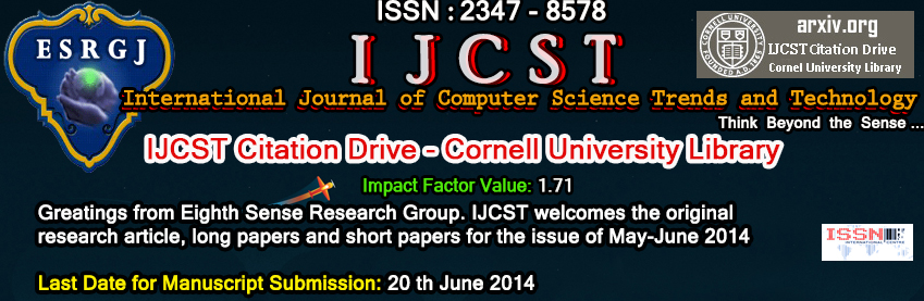 Call for papers this month