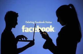 حذف جميع منشورات الفيس بوك