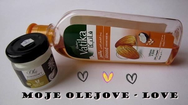 Moje olejove- love ;)