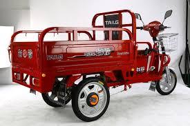 Triciclo TailG