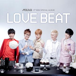 MBLAQ - Love Beat (5th Mini Special Album) (Repackage)