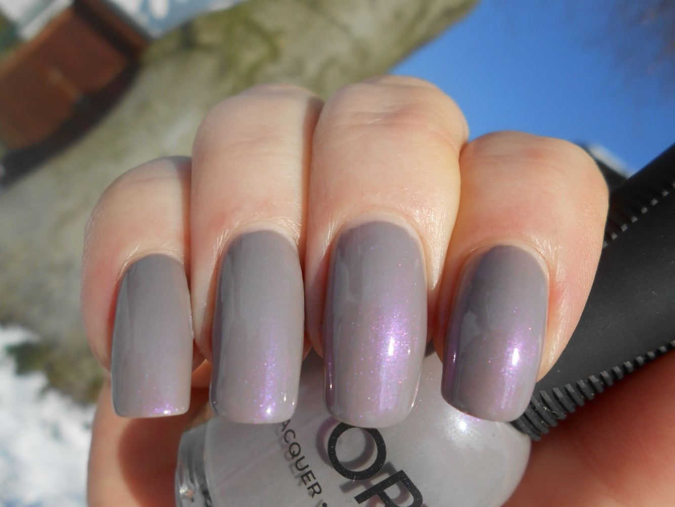 PicturedTinsel: Orly Sweet Dreams