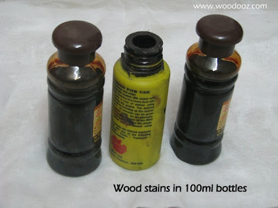 Wood Stains available in India