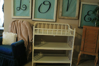 Changing table - SOLD