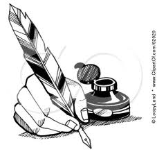 Writing Quill Clip Art