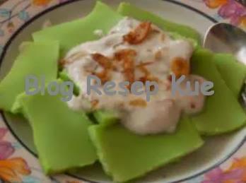 Resep Kue Petah Banjar | Resep Kue Basah