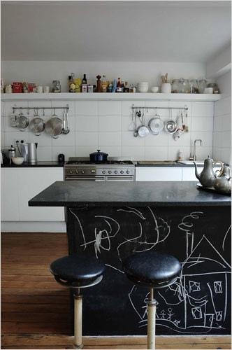 maxima interiores decoracao natal:Kitchen Chalkboard Paint Ideas