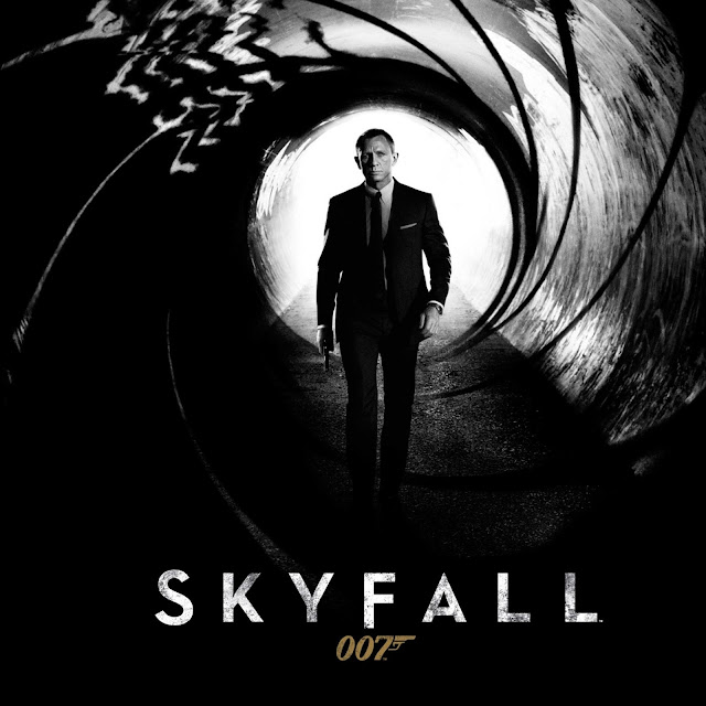 Skyfall iPad 4 wallpaper