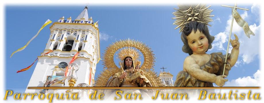 Parroquia de San Juan Bautista La Palma del Condado