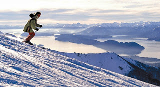 winter sports bariloche rio negro