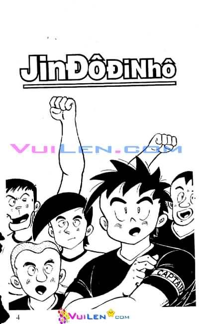 Jindodinho - Đường Dẫn Đến Khung Thành III Tập 36 page 4 Congtruyen24h