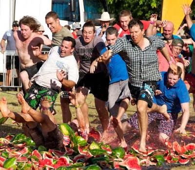World famous 7 weird festivals