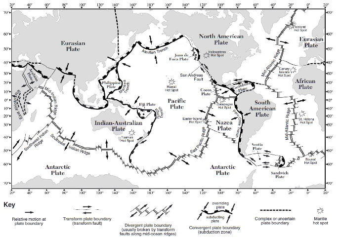 Plate Tectonics Our Shaking World