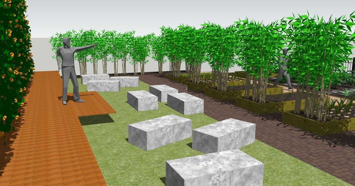 Learning Landscape: Formal Garden and Outdoor Classroom Design