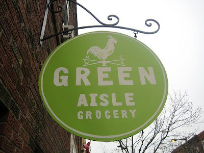 green+aisle+grocery Green Aisle Grocery (new) vs. Avenue Cheese Shop (old) for the holidays