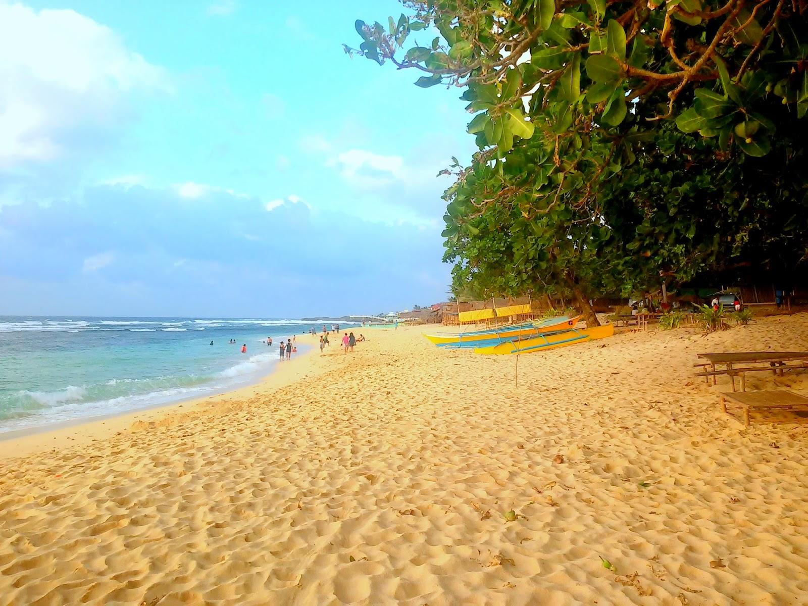 Patar Beach Shore