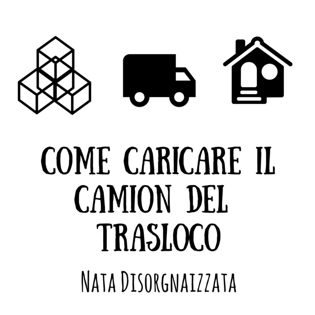 trasloco, mobili, camion