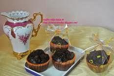 Muffin Coklat Kukus