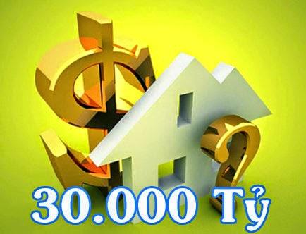 Điều kiện vay gói 30.000 tỷ mua Bất Động Sản được ngân hàng hỗ trợ