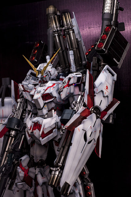PG Unicorn Gundam Full Armor model kit