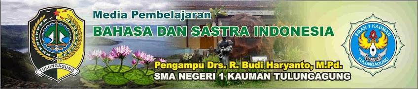KATALOG MATERI PEMBELAJARAN<br> BAHASA DAN SASTRA INDONESIA