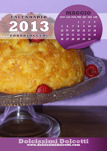 Calendario FoodBloegger