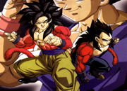 Dragon Ball GT Jigsaw