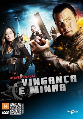 Filme Poster A Vingança é Minha DVDRip XviD Dual Audio & RMVB Dublado