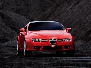 Alfa Romeo Brera Pictures