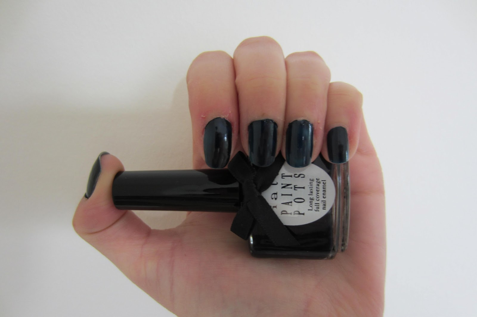Bella and Robot: NOTD Manicure Monday Ciate Paint Pot 3am Girl